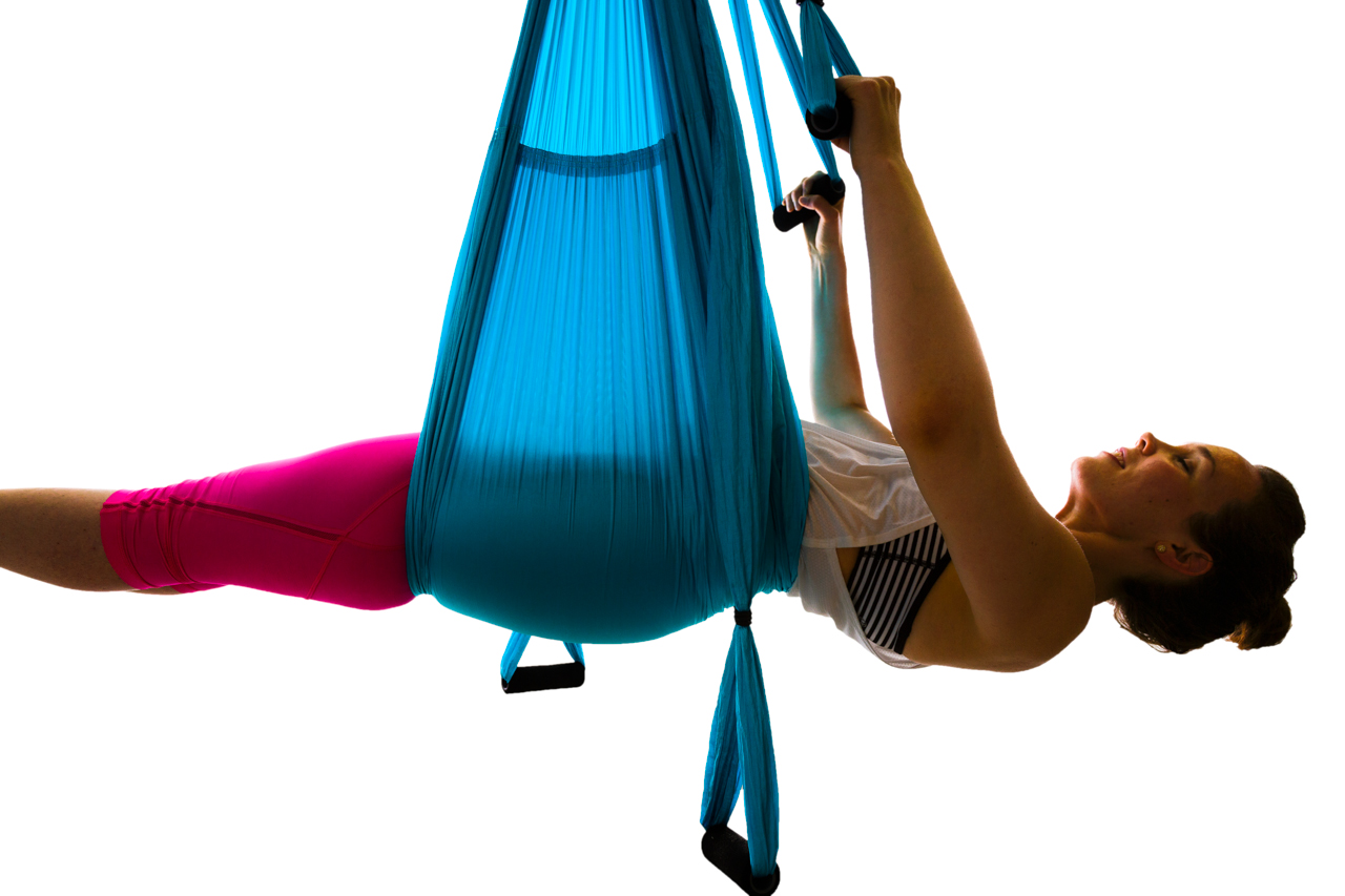 yoga swing gravity