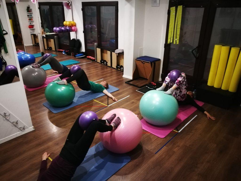 Grupni trening